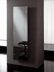 mirrored radiator