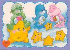 Random choice of Care Bears: Baby Hugs, Baby Tugs, and Gentle Heart Lamb