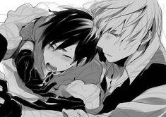 Izaya Orihara, Shizaya, Durarara, Kairo, Manga Boy, Shounen Ai, Cute Gay, Fujoshi, Manhwa