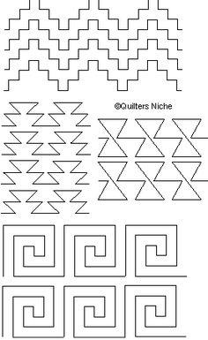 southwest designs   ge 007a d southwest four simple 5 high designs price $ 8 00 formats ...