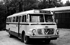 1961 Haapasalon_Vanaja_1961_kuvattu_1964 New Bus, Grey Dog, Busses, Cars And Motorcycles, Scandinavian, Transportation, The Unit, Trucks, Classic