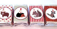 DIY – Petites tablettes de chocolat personnalisées