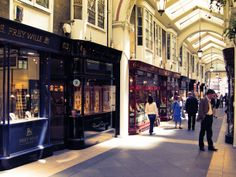 Located Near The Dorchester, Burlington Arcade is a covered shopping arcade in London that runs for 196 yards City Of London, London View, London Pride, Westminster, Burlington Arcade, Kensington, London Shopping, The Dorchester, Best Hotel Deals