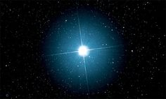 Sirius is the brightest star in the night sky.  What the naked eye perceives as a single star is actually a binary star system, consisting of a white main-sequence star, called Sirius A, and a faint white dwarf called Sirius B.