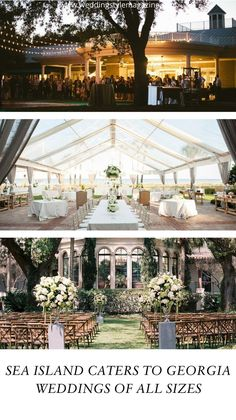 Ballroom Wedding, Wedding Ceremony, Wedding Venues, Lodge Wedding, Luxury Wedding, Sea Island Georgia, Rustic Wedding Inspiration, Georgia Wedding, Wedding Weekend