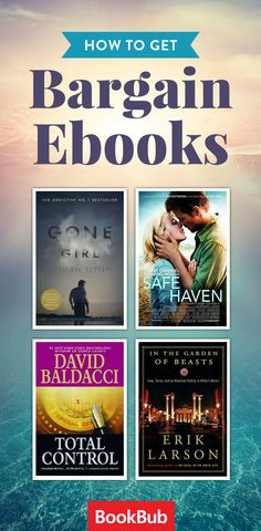 BookBub alerts millions of happy readers to discounted ebooks matching their interests. Discover daily email deals delivered straight to your inbox. I Love Books, Books To Read, My Books, Book Tv, Book Nerd, Book Sites, What To Read, Book Nooks, Book Recommendations
