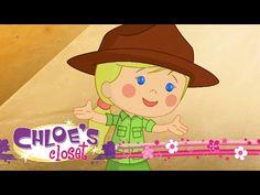 Chloe's Closet - Meeting a Dragon Little Girl Names, Little Girls, Chloe's Closet, Security Blanket, Full Episodes, Cartoon Kids, Playing Dress Up, Best Friends, Tv Shows
