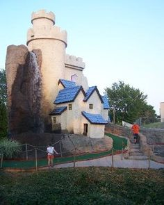 Goofy Golf in Sandusky, Ohio.  Site of my first mini golif experience :)