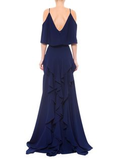 Vestido Noiva - Candy Brown By Nv - Marinho  - Shop2gether