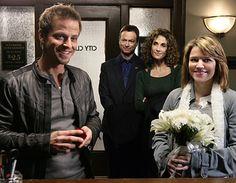 CSI:NY, with Gary Sinise, Carmine Giovinazzo, Anna Belknap and Melina Kanakaredes