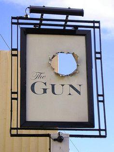 The Gun- Docklands