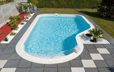 Piscine Cléa swimming pool - www.waterair.fr