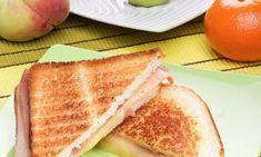 Receta de Sándwich mixto de jamón y queso