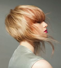 Creative Bob from Goldwell's FasciNATURE Collection