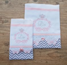 Burp Cloths, Sewing, Baby, Grande, Baby Room Art, Happy Baby, Towels, Embroidery Designs, Baby Afghans