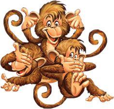 "Photo from album ""Обезьянки"" on Yandex. Cartoon Monkey, Monkey Art, Cartoon Drawings, Cartoon Art, Cartoon Characters, Wonder Woman Drawing, Baby Animals, Cute Animals, Monkey Pictures"