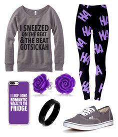 """""""Laugh the day away"""" by emily-mcbride246 ❤ liked on Polyvore featuring Casetify, Vans, Bling Jewelry and West Coast Jewelry"""
