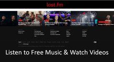 Last.fm - Listen to Free Music & Watch Videos - Kikguru