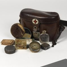 Second World War period Imperial Japanese Army medical orderly's pouch. Japan's provision of care for its wounded and sick soldiers in the field was woeful compared to that of the Allies, although some personnel were assigned to carry out medical duties. Casualties were notoriously neglected and as the war continued many wounded Japanese soldiers were often left to die with a hand grenade or shot by their own side.