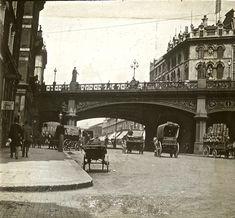 Holborn Viaduct, c. 1910