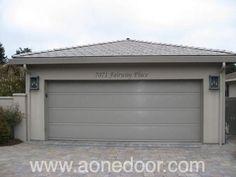 Garage Door By A 1 Overhead Door Company.  Http://santacruzconstructionguild.us/a 1 Overhead Door/