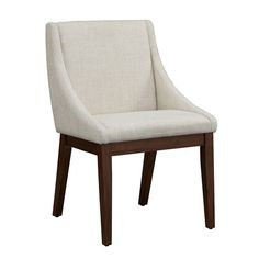 "OLLIIX - Dean Side Chair 22 x 22 3/4 x 35 1/2"" Tan Multi"