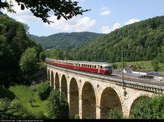 RailPictures.Net Foto: 1053 SBB Historic RAe TEE II bij Rümlingen, Zwitserland door Georg Trüb