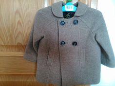 Sección de compraventa online entre particulares y empresas de abrigos y chaquetones de niño para bebés 45.00 € Segunda mano