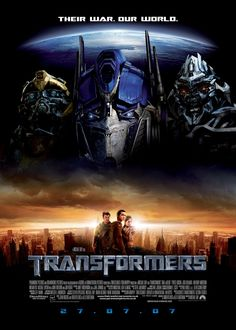 Transformers, 2007.