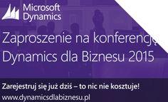 Wraz z firmą Microsoft chcielibyśmy serdecznie zaprosić naszych klientów do udziału w największej konferencji Dynamics w Polsce, która odbędzie się 12 i 13 maja 2015 roku w Double Tree Hilton, w Warszawie. Jest to jedno z najważniejszych tegorocznych wydarzeń organizowanych przez Microsoft. Konferencja skierowana jest...Podziel się