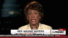 Watch Waters On O'Reilly: 'I Cannot Be Intimidated' from All In with Chris Hayes. The California Democrat responds to Fox News Host Bill O'Reilly's disparaging comments about her appearance and talks about her lack of trust in the House investigation into Russian interference in the election.