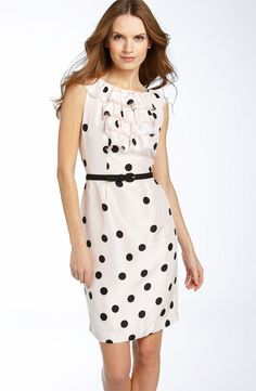Kate Spade Reina Silk Dress Fab for the office PattyonSite™ 027542420