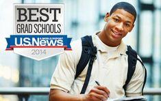 Grad School Rankings http://grad-schools.usnews.rankingsandreviews.com/best-graduate-schools