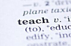 Sample Teaching Philosophy