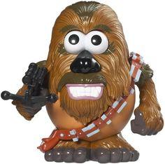 Chewbacca Mr. Potato Head