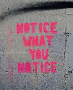 Weet je niet goed wat je wilt? Zet 'n paar weken als je zintuigen open en en hou 'n #ennuaandeslag boekje bij over alles dat je opvalt. Wat zegt het je? Waar gaat je aandacht naartoe?