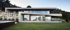 Holm Oak's House / Aranguren&Gallegos Arquitectos