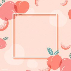 Vector Background, Background Patterns, Peach Background, Cute Wallpapers, Wallpaper Backgrounds, Wallpaper Powerpoint, Backgrounds Free, Frame Template, Card Templates