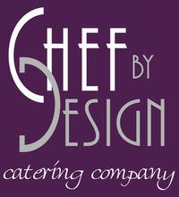 Chef By Design catering company!!! Amazing catering for your big day:   http://www.thebridaldish.com/vendors/chef-by-design