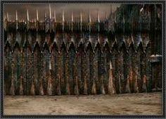 black gate mordor - Google Search