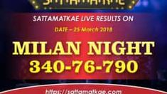 Lifetime Open To Close Matka Game P K Games Numbers Play