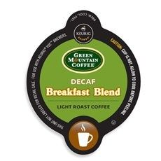 Green Mountain Coffee Breakfast Blend Decaf,  MyStoreHome.com  Stay At Home and Shop