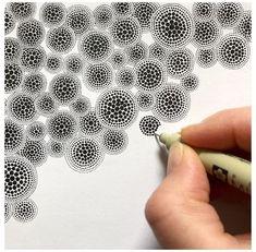 Journal Doodles, Doodle Patterns, Art Drawings, Pattern Drawing, Drawings, Zentangle Drawings, Zentangle Patterns, Doodle Drawings, Pattern Art