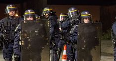 'One day I'll confess my sins to the Lord': French riot police admits to violence - Help Refugees Riot Police, Police Officer, Refugee Rights, Help Refugees, Human Rights Watch, British Government, Choose Love, France, Swat