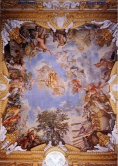 Caravaggio, Italian Art, Fresco, Gallery, Painting, Florence, Italy Travel, Murals, Culture