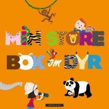 Min store bok om dyr av Sylvie Baussier (Innbundet)