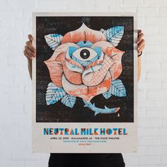 I ordered this one, P. --> Neutral Milk Hotel
