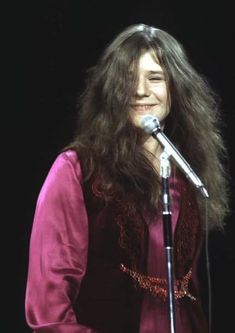 LONG LIVE ROCK !! — JANIS The Ed Sullivan Show, 1969