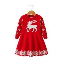 christmas costumes tutu yrs baby girls long sleeve knit christmas dress 2018 autumn winter princess costume cute sweater dresses red frocks for girl Cute Sweater Dresses, Cute Sweaters, Family Christmas Outfits, Christmas Costumes, Christmas Time, Baby Girls, Fashion Models, Red Frock, Winter Princess