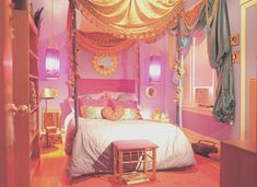 Girls Bedroom Ideas for Your Child and Teenager - Beautiful Girls Bedroom Ideas for Your Child and Teenager, Bedroom Luxury Teen Bedspreads for Girls with Purple Bed Sheet